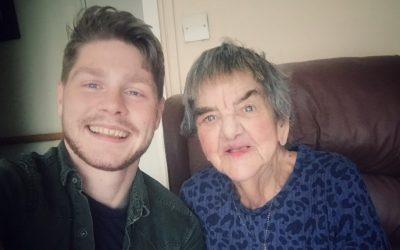 Sharing memories with Doris