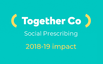The latest from Together Co Social Prescribing