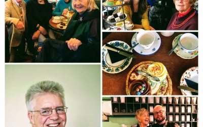 A humble yet well-loved figure — Sean de Podesta, Head of Befriending, retires