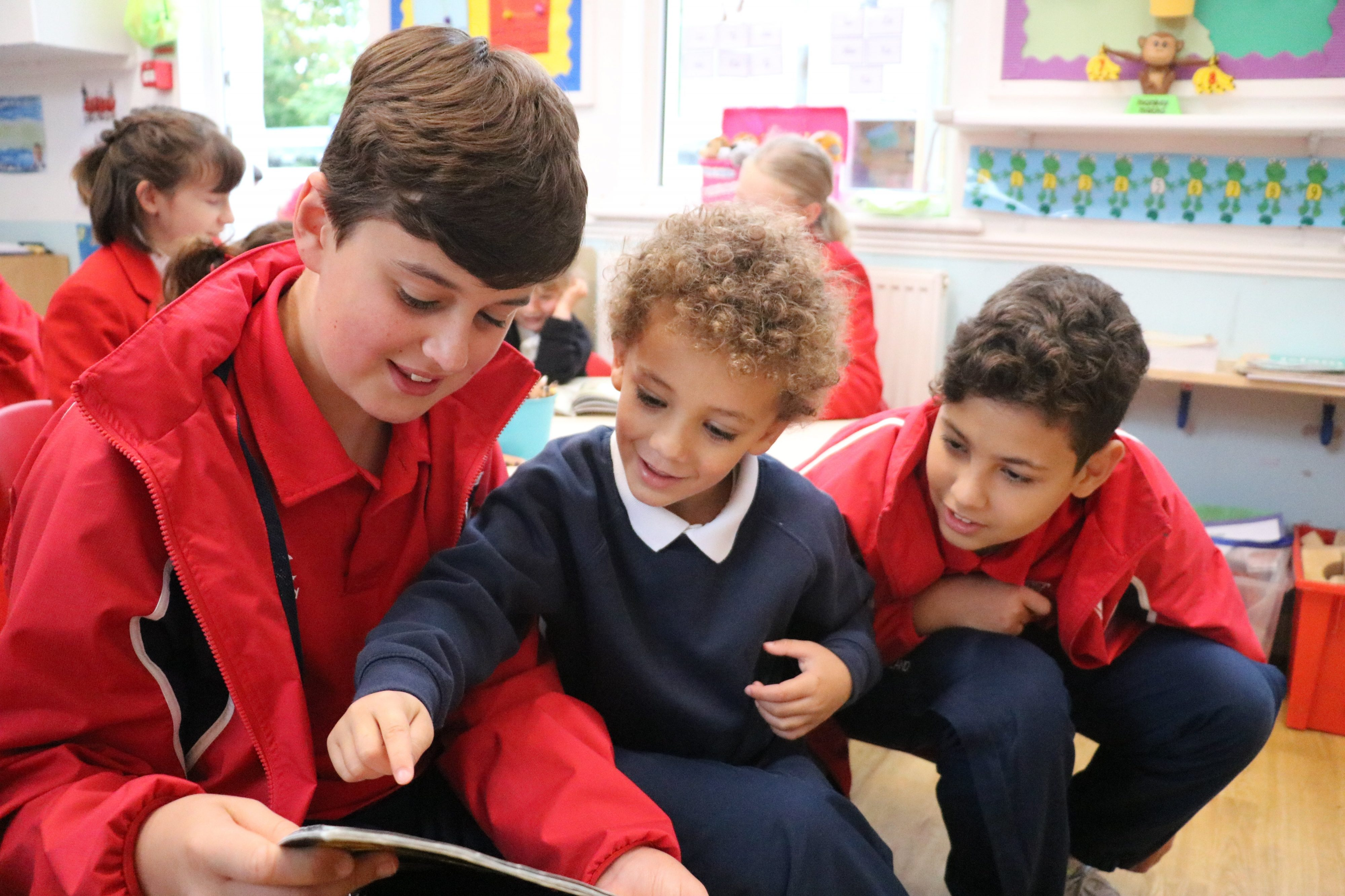 St Christopher's Prep School announces support for Together Co